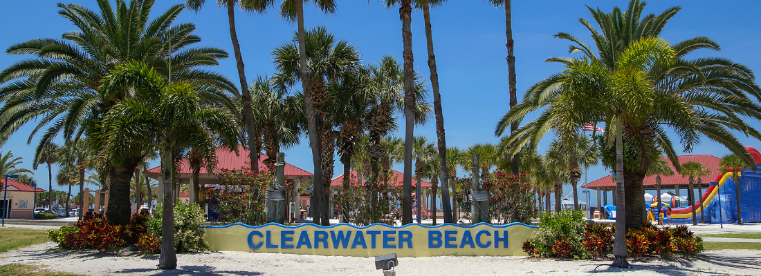 Welcome to Clearwater Beach Florida