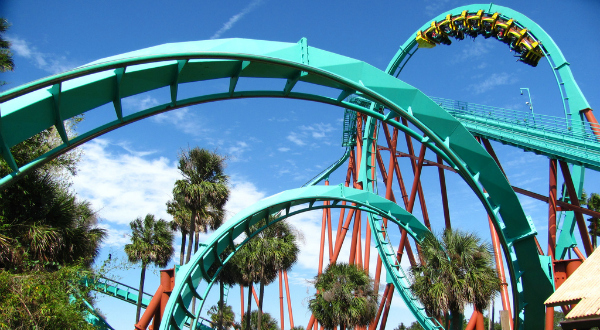 Theme Parks - Adventure Island Tampa